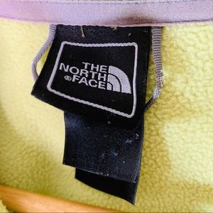 The North Face Sweaters - The North Face Fleece ZIP up Sweater Green Size XS